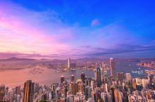 告诉你应该在哪拍香港最美的夜景