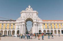 葡萄牙🇵🇹奥古斯塔街凯旋门
