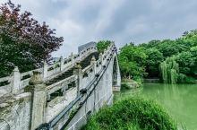 合肥包河公园脚印塘