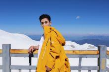 #冬日旅行穿搭指南#爬雪山也要穿的很酷