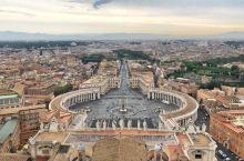 罗马非一日建成,好一座永恒之城~