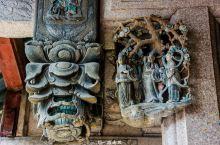 #元旦去哪玩#潮州最有欣赏价值的大宅就是这座公祠!