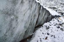 #元旦去哪玩 海螺沟一号冰川,万年的不融冰