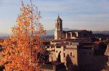 西班牙赫罗纳古城之秋——#向往的生活