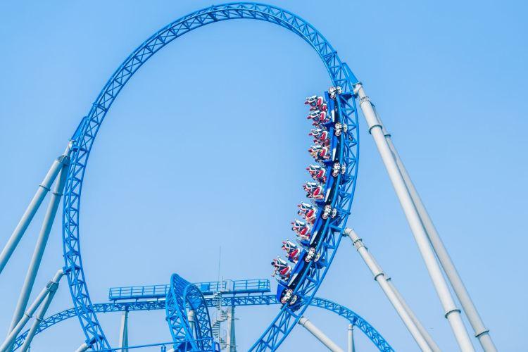 Quancheng Oulebao Menghuan Shijie - European-Themed Amusement Park4
