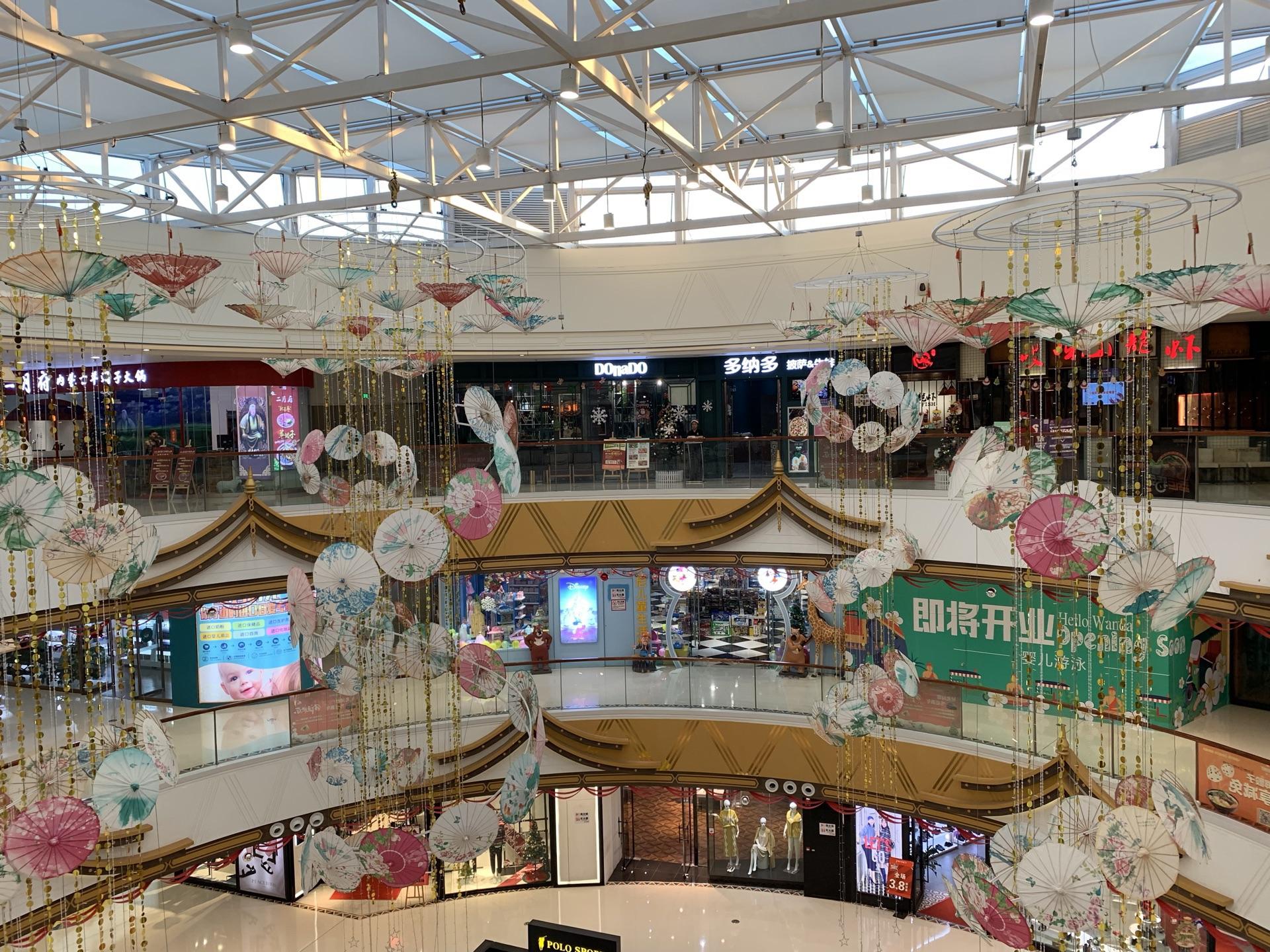 上海有几家万达_景洪万达广场购物攻略,万达广场物中心/地址/电话/营业时间 ...