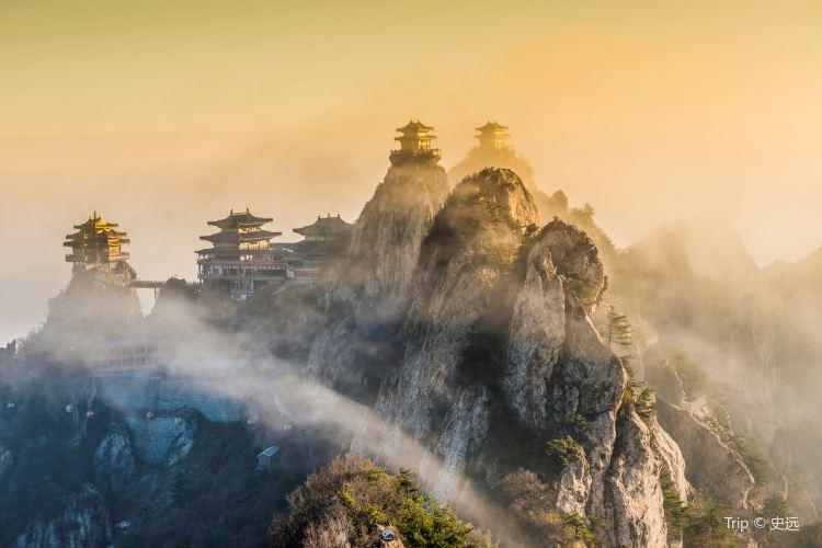 Luoyang Laojun Mountain3