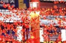 吃遍大连丨9999朵红玫瑰花灯美翻了······要去这些地方浪漫跨年!