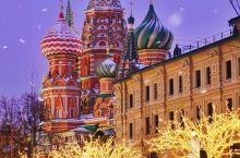 在当地过节|比其它地方晚来的俄罗斯圣诞节,居然这么惊艳!