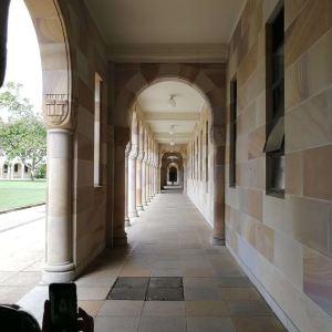 昆士兰大学旅游景点攻略图