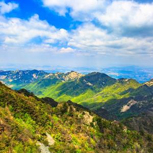 """蒙山游记图文-五一自驾游,如何玩转世界地质公园?首先""""登东山而小鲁"""""""