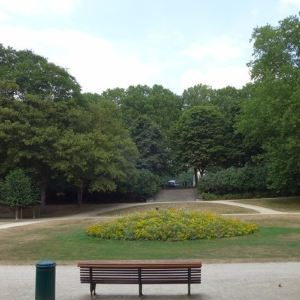 五十周年纪念公园旅游景点攻略图