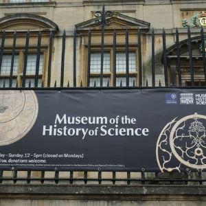 科学史博物馆旅游景点攻略图