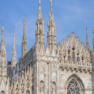 意大利游记图文-第490回:世界时尚之都美誉,米兰赦令历史循环