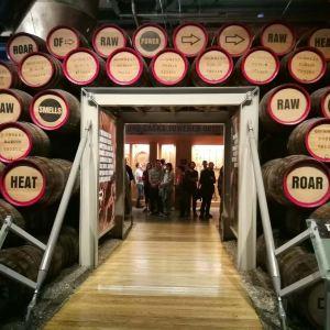 健力士啤酒展览馆旅游景点攻略图