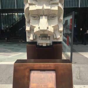 汇丰总行大厦旅游景点攻略图