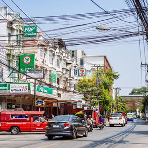 泰国游记图文-游不尽的泰国,清迈清莱双城记