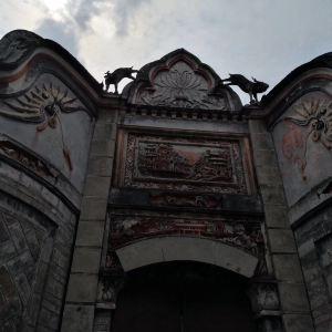 刘氏庄园博物馆旅游景点攻略图