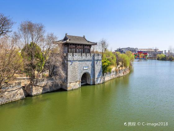 台兒莊古運河