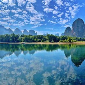 广西游记图文-五天四晚,怎样玩转广西最精华山水和人文风情