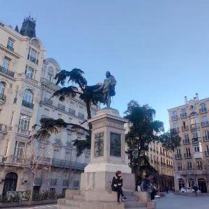 马约尔广场旅游景点攻略图
