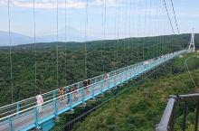 我在吊桥上感受风的味道   三岛大吊桥,有着一个美丽的传说,有人说在三岛大桥上有种在天空行走的感觉,