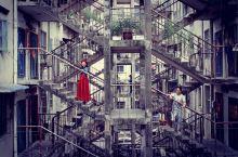 南宁最后一座鸳鸯楼,既是人间沧桑也能百变时尚