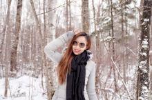 一不小心钻进了冬天的留白!那竟是关于长白山的独家记忆