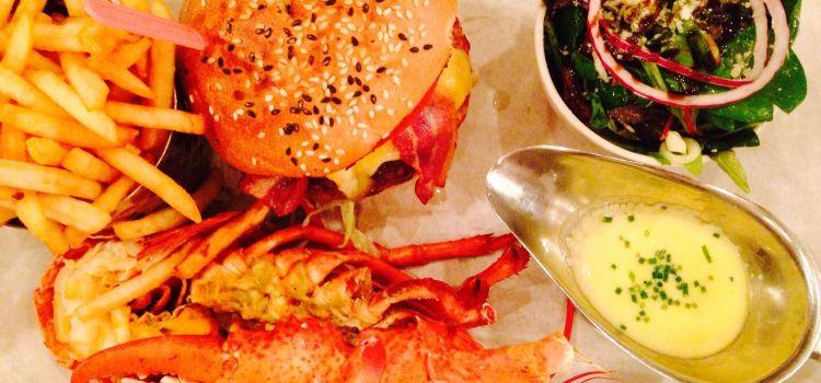 漢堡和龍蝦(Soho店)1