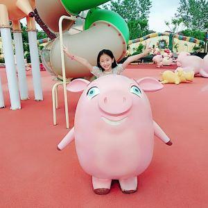 猪猪星球旅游景点攻略图