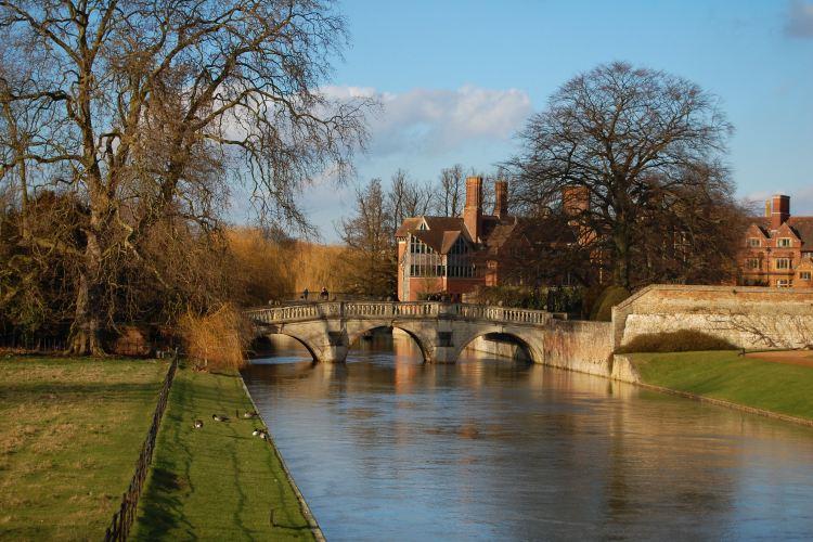 Oxford University Parks4