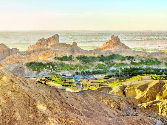 沙漠綠洲艾恩