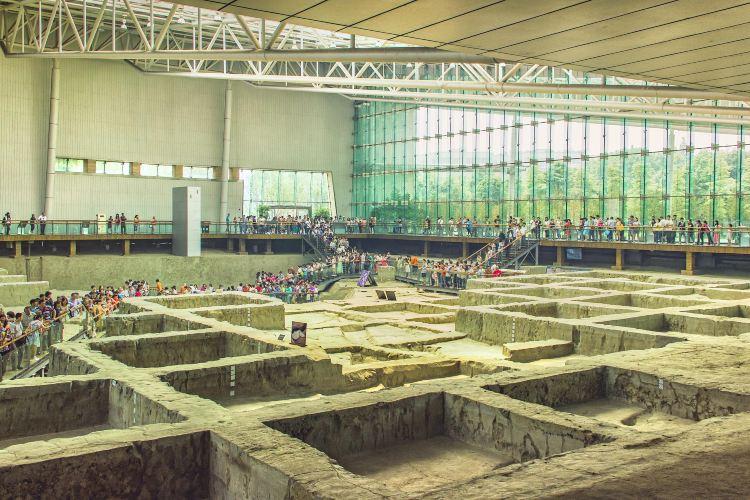 金沙遺跡博物館