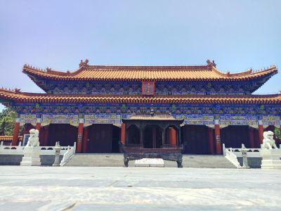 Baishui Temple