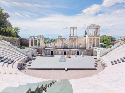 Plovdiv Antique Theatre