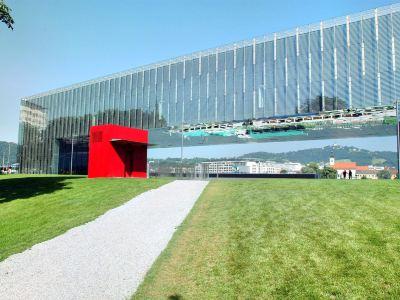 Lentos Kunstmuseum(蘭多斯藝術博物館店)
