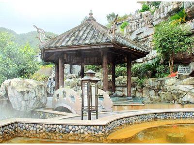 玉龍山氡泉度假村(ユーロンシャン・ドン・スプリングリゾート)