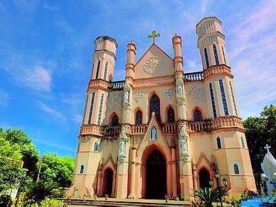 Moncay Catholic Church