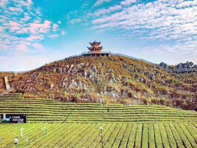 Yuntaishan Scenic Area,Anhua