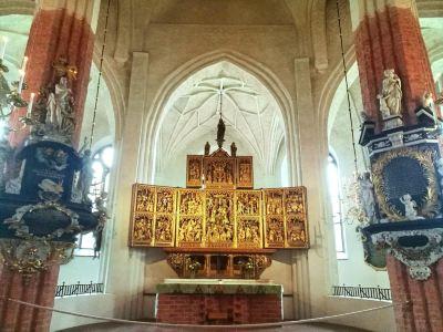 Vasteras Cathedral