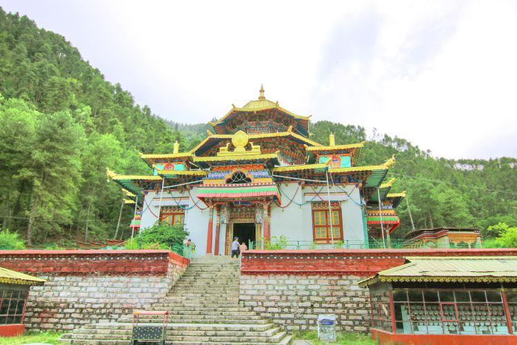 布久喇嘛嶺寺