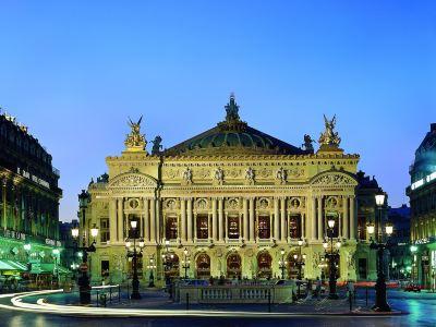 巴士底歌劇院-巴黎國家歌劇院