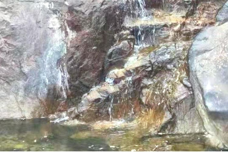 Laiwu Caishixi Sceneic Area