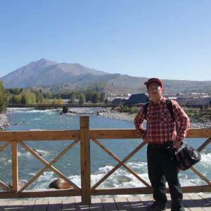 禾木桥旅游景点攻略图