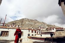 高山之上的原始信仰,拉玛玉露寺