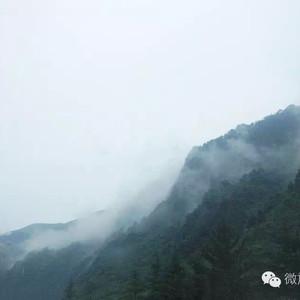 盘山游记图文-西游记│两天一夜徒步大冒险:穿越六盘山主峰——米缸山