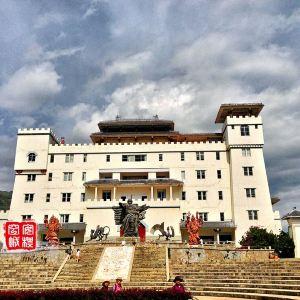 红山本主庙旅游景点攻略图