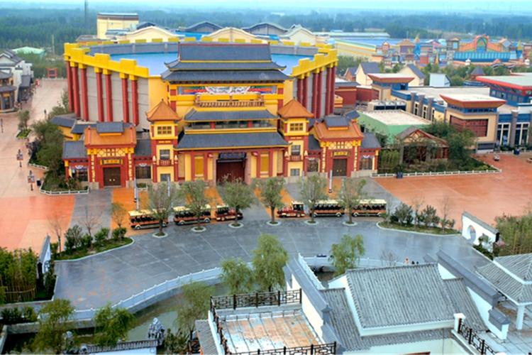 Jinan Fantawild Oriental Heritage2