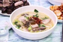 在济州岛不能不吃的猪杂料理#冬日幸福感美食#