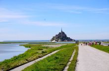 海山有仙山——法国圣米歇尔山